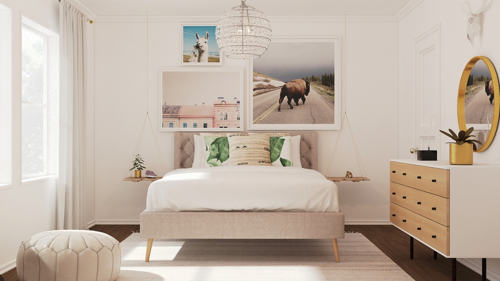 7 Tips to Design the Perfect Teen Bedroom | Decorist on Teens Room Decor  id=40594