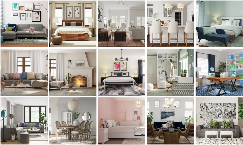 Top 10 Rooms of Spring