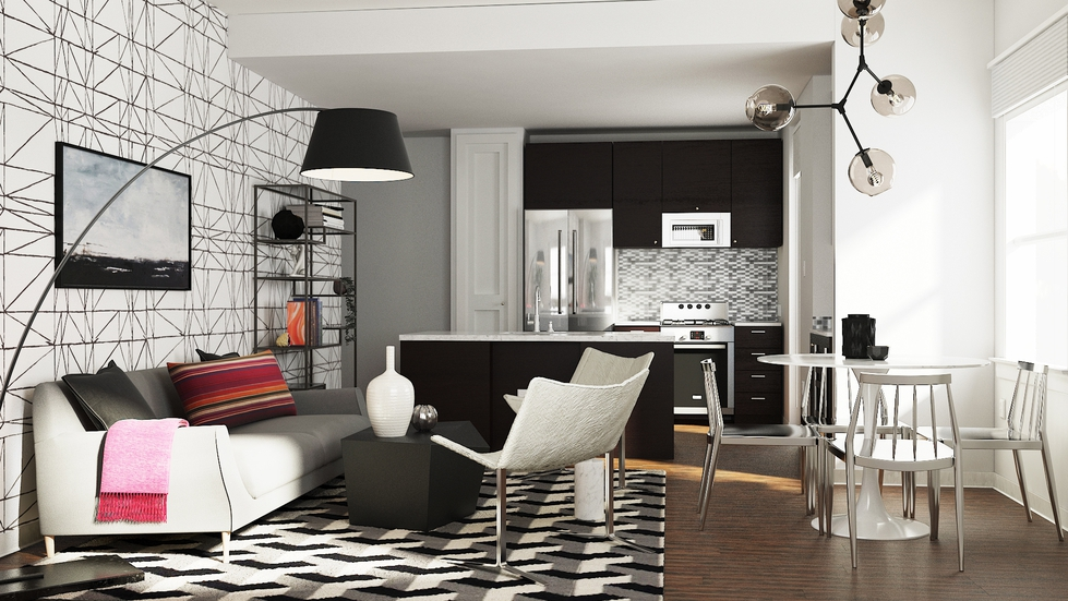 Behind The Design: A Modern-Eclectic Bachelor Pad