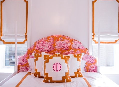 Sarah Whit Design Traditional Bedroom