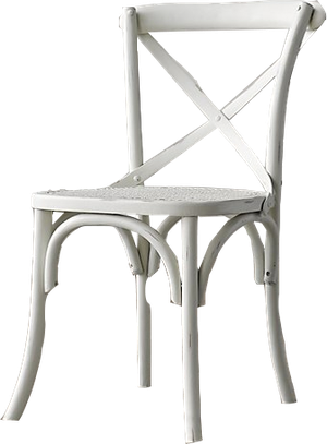 Remarkable Madeleine Side Chair Distressed White Oak Gmtry Best Dining Table And Chair Ideas Images Gmtryco