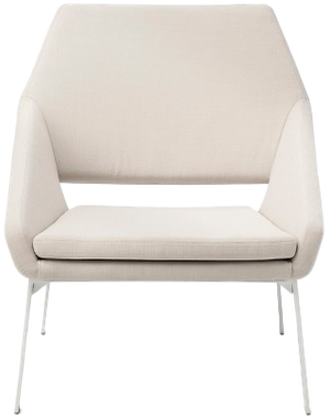 Cool Lounge Chair White Natural Modern By Dwell Magazine Forskolin Free Trial Chair Design Images Forskolin Free Trialorg