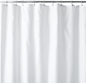 Wamsutta 70 Inch X 72 Inch Fabric Shower Curtain Liner With