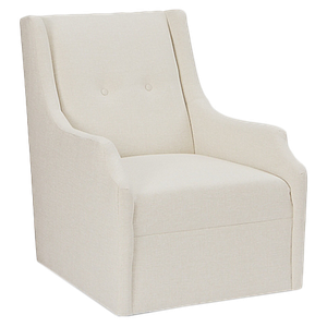 Peachy Bassetbaby Premier Kendall Swivel Glider In Bone Pabps2019 Chair Design Images Pabps2019Com