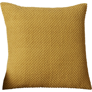 Coleharbor Cotton 20 Throw Pillow Mustard Decorist