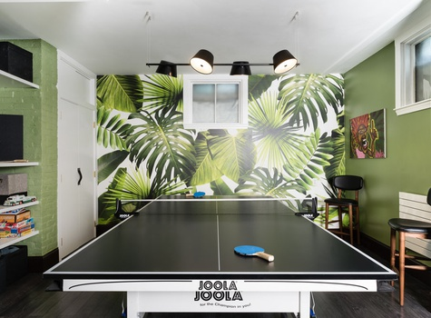 Game Room Remodel by Cecilia Casagrande