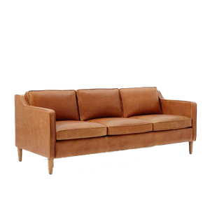 Hamilton Leather Sofa 81