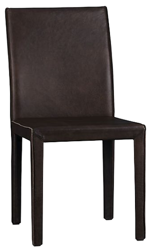 Fantastic Folio Saddle Top Grain Leather Dining Chair Ibusinesslaw Wood Chair Design Ideas Ibusinesslaworg