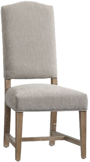 Terrific Ashton Non Tufted Dining Chair Performance Heathered Tweed Pebble Lamtechconsult Wood Chair Design Ideas Lamtechconsultcom