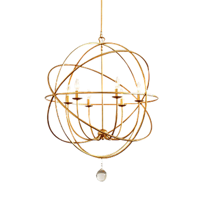 Awe Inspiring Ballard Designs Orb Chandelier Large Gold Creativecarmelina Interior Chair Design Creativecarmelinacom