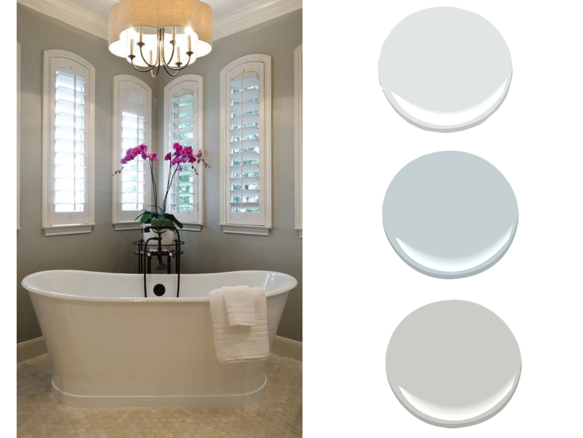 Image of: Selecting Bathroom Tile To Go With Your Travertine Floors Decorist