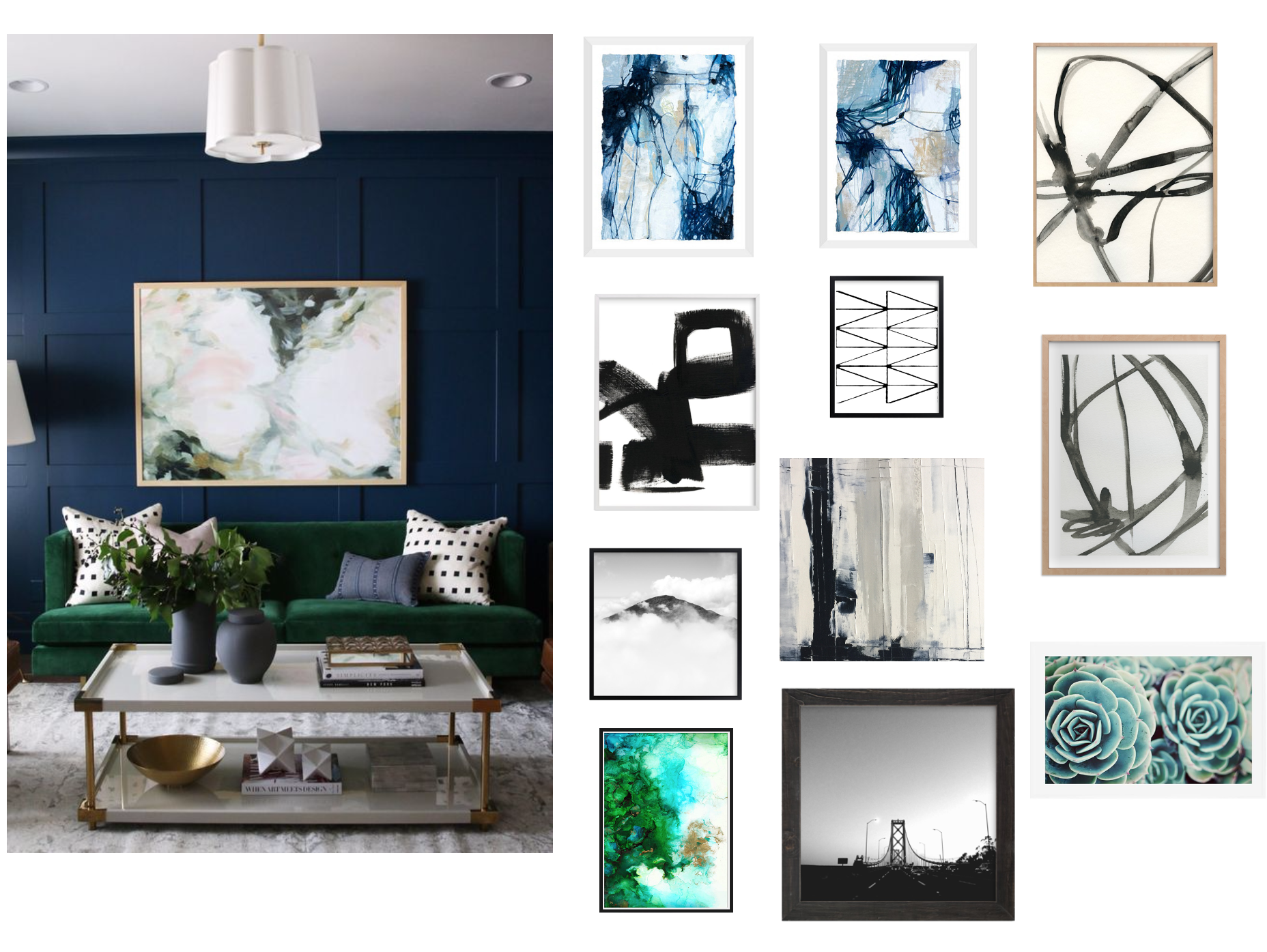 Online Interior Design Q A For Free About Finding The Perfect Piece Of Art For Any Room In Your
