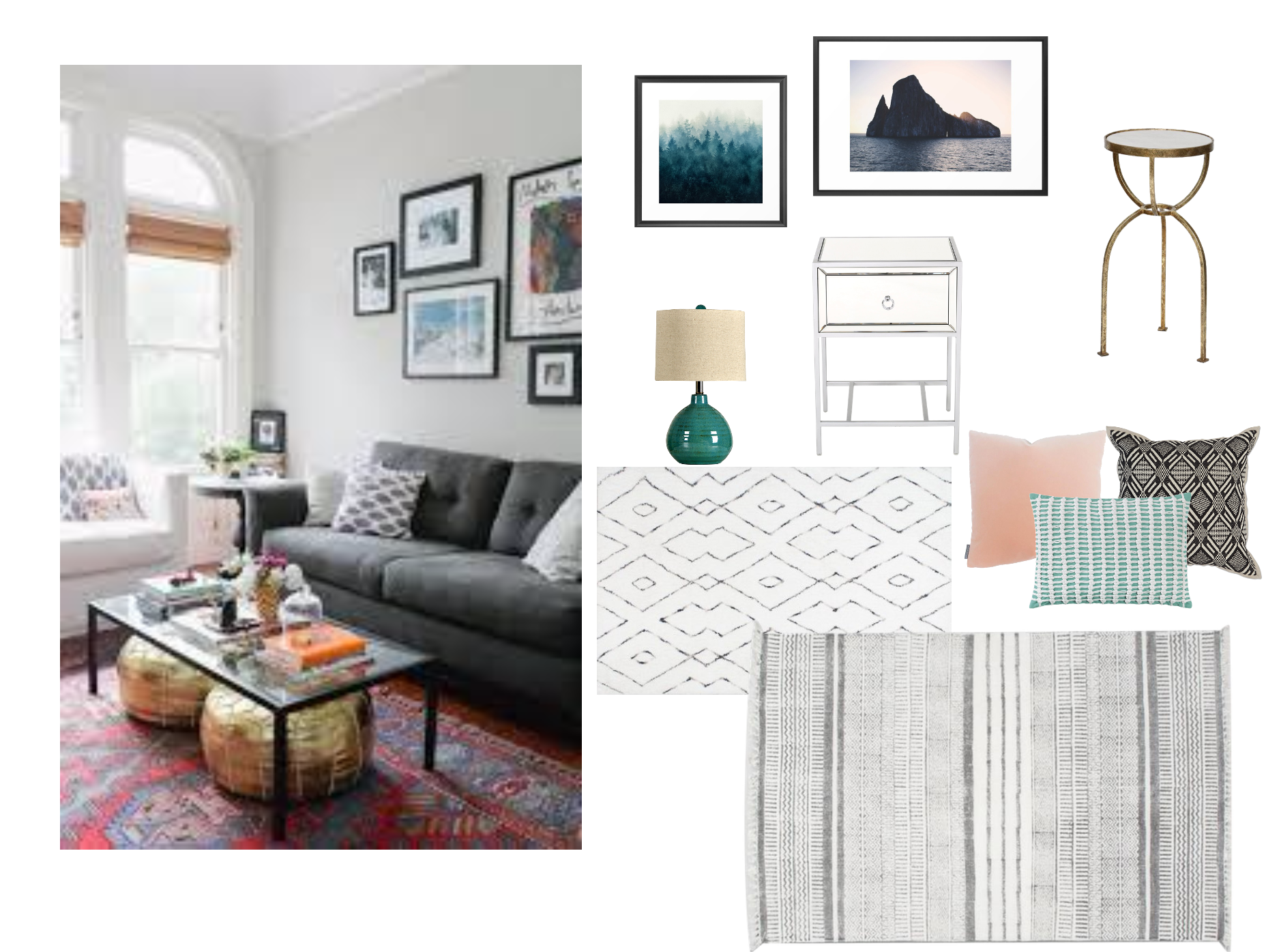 Online Interior Design Q A For Free About Room Layout Small Spaces And Combining Different