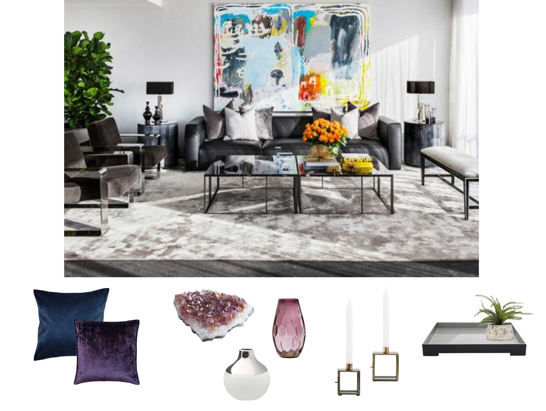 Online Interior Design Q A For Free About Finding The Perfect Accessories To Decorate Any Room