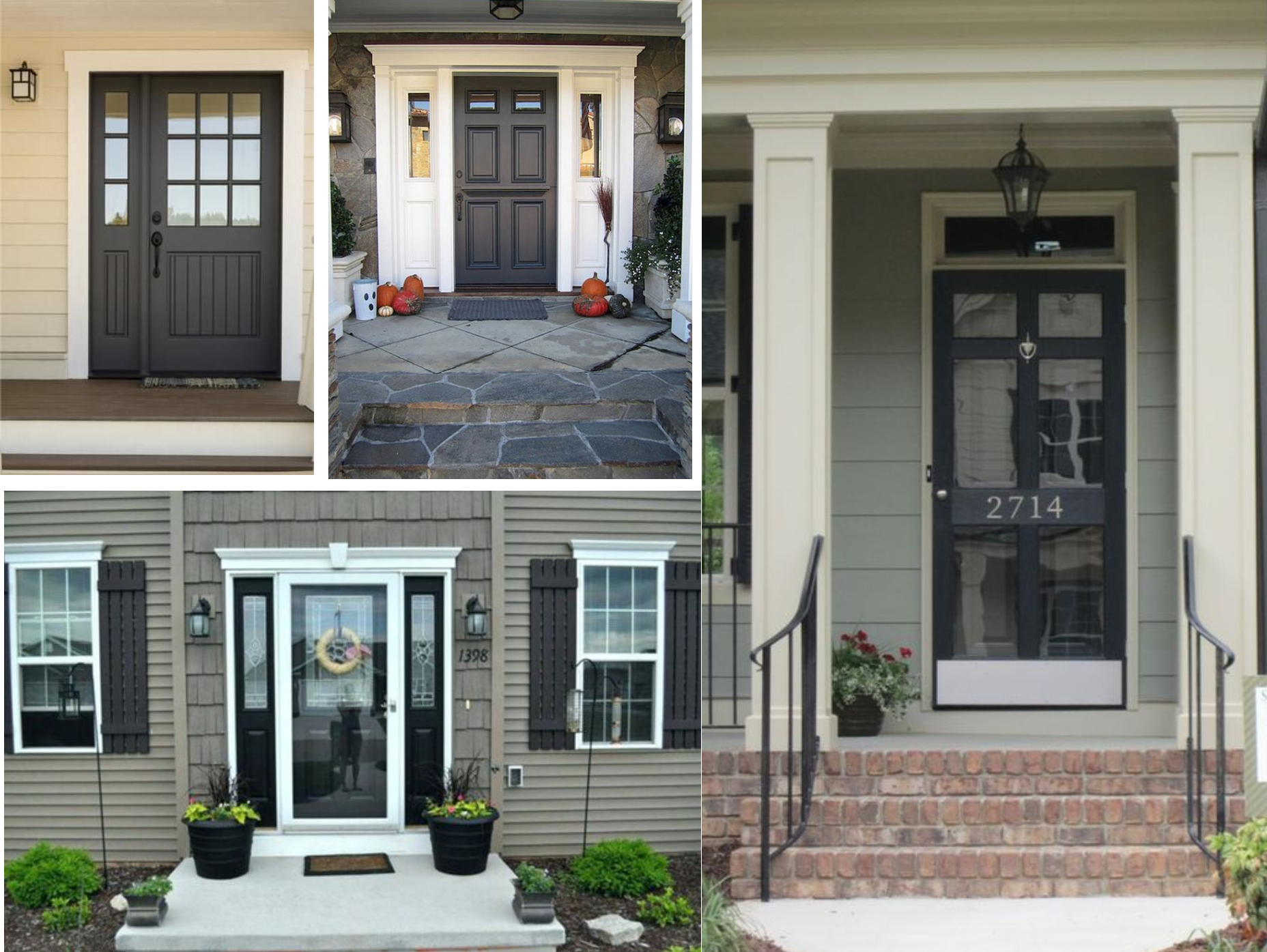 Should A Sidelight Panel Be The Same Color As The Front Door Decorist