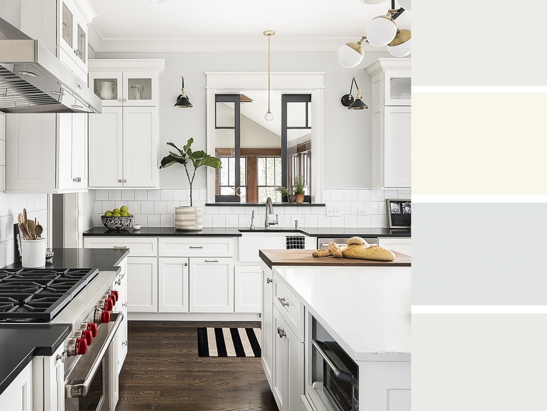 What Color Should I Paint My Kitchen Cabinets Decorist
