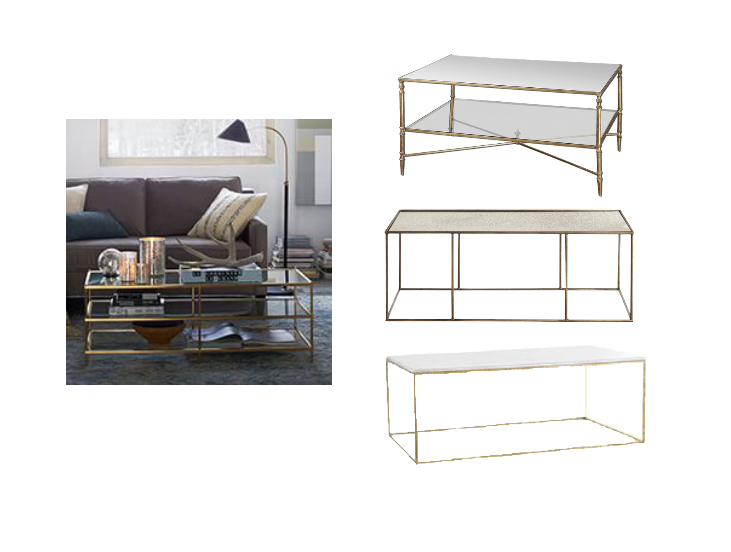 I Really Love This West Elm Terrace Coffee Table Both For Its Look - West elm terrace coffee table