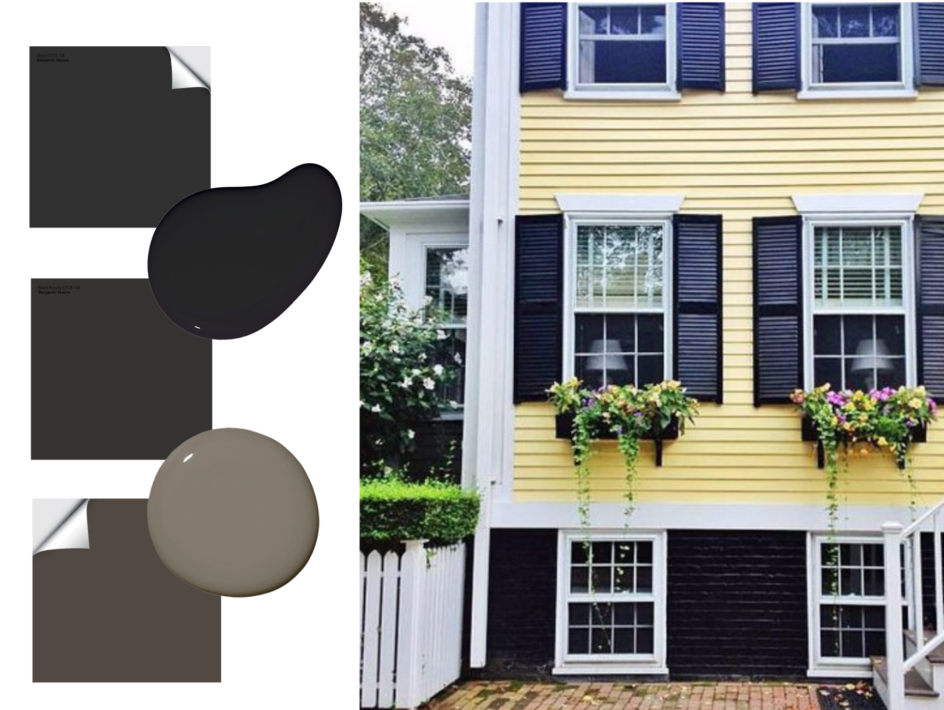 What color should I paint the foundation of my house    Decorist