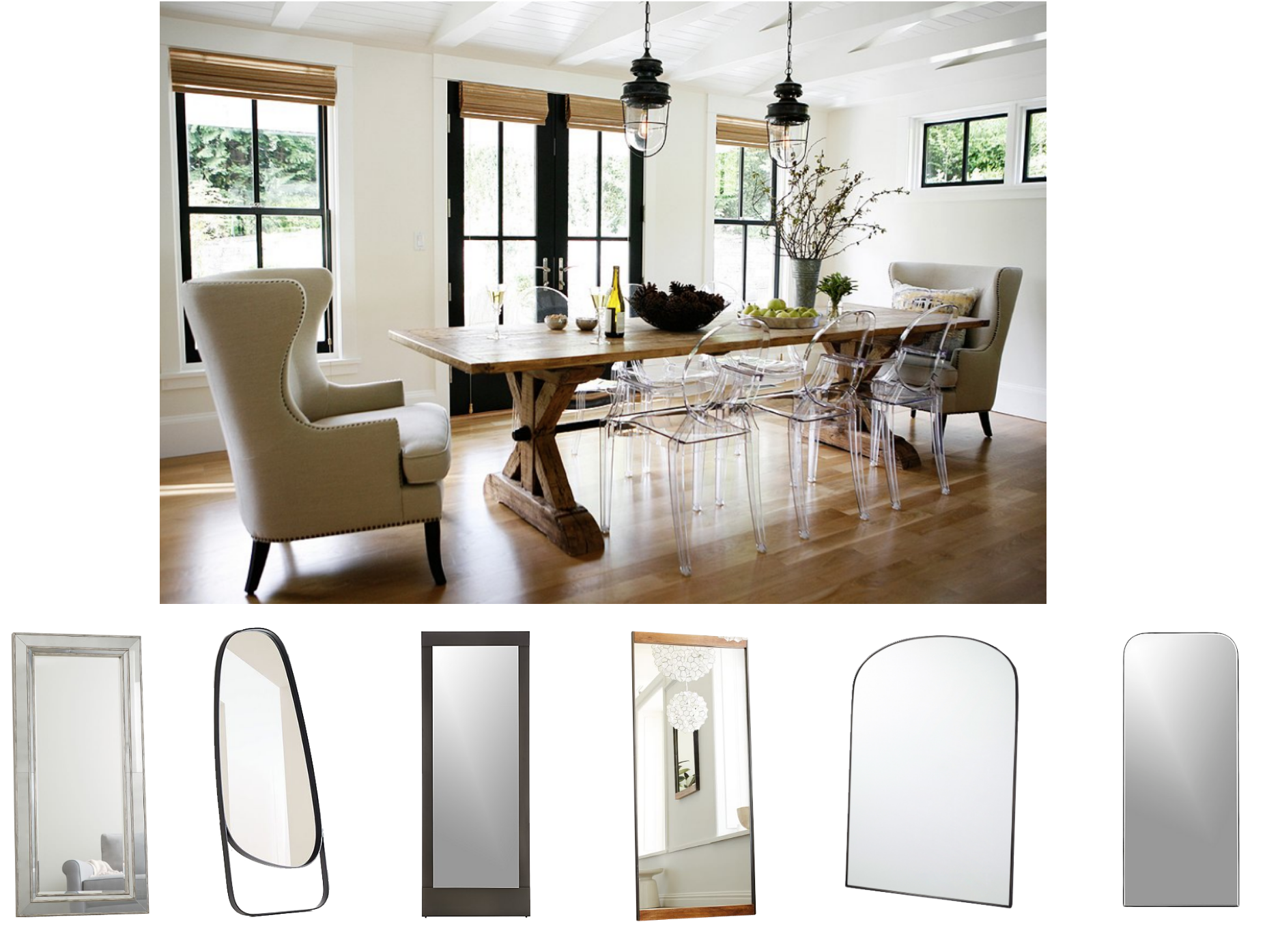 What Mirror Will Go In My Dining Room Decorist