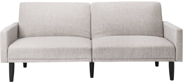 Futon With Arms Room Essentials Light Gray