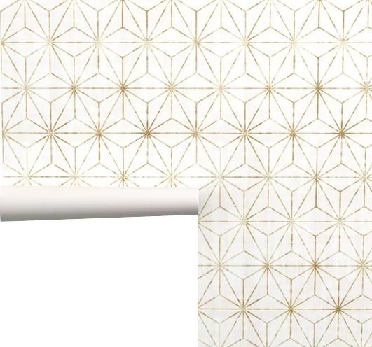 What Would Be The Best Style Of Peel And Stick Wallpaper To Use In My Bathroom Decorist