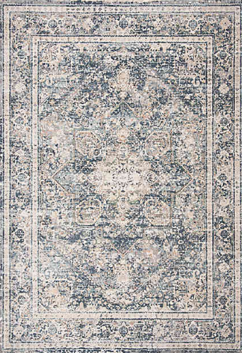 Bee Willow Home Everlane 8 X 10 Area Rug In Blue Decorist