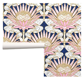 269950 newlin floral removable peel and stick wallpaper roll.d320b527ae6f1ae295c86d2e6782f2ed