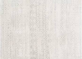 Warlick Cream Area Rug Gray Ivory 6 7 X9 Decorist