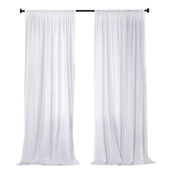 Opinion Striped white sheer panel curtains apologise