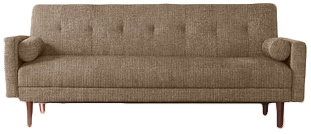 Night And Day Convertible Sofa Taupe