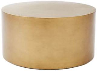 Metal Drum Coffee Table Decorist