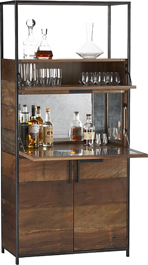 Clive Bar Cabinet Decorist