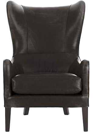 Super Garbo Leather Wingback Chair Berkshire Wolf Machost Co Dining Chair Design Ideas Machostcouk