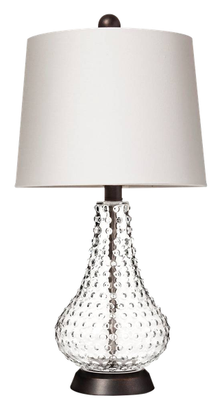 Canary jane table lamp clear beekman 1802 farmhouse decorist aloadofball Choice Image