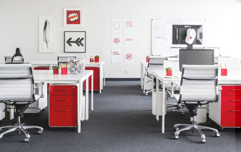 Office interior design and makeover decorist for Office design of the future
