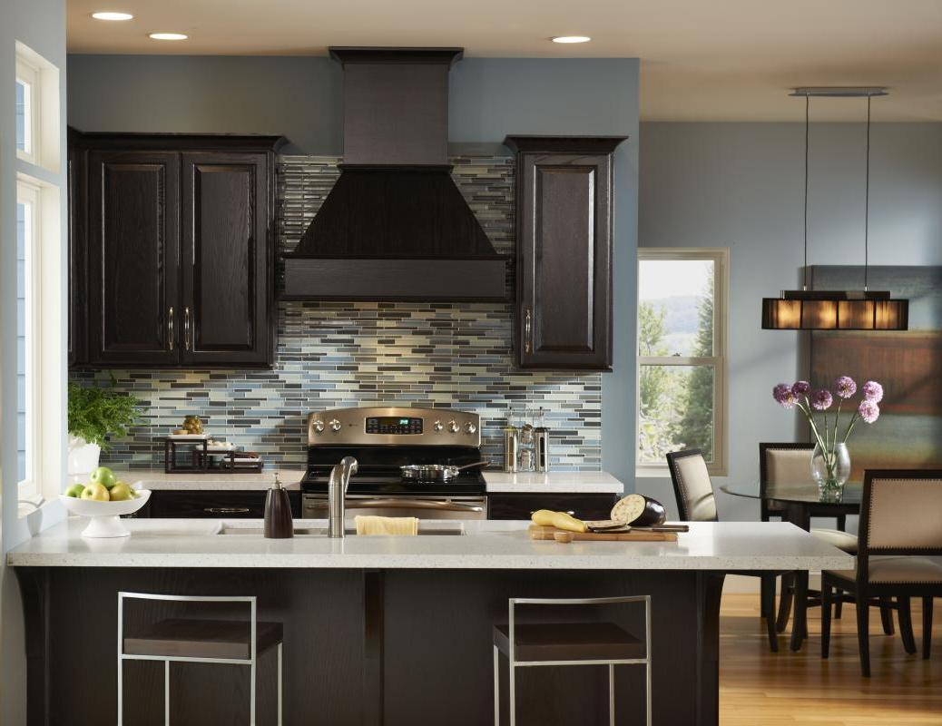 Painted Counter Tops And Cabinet Colors Decorist