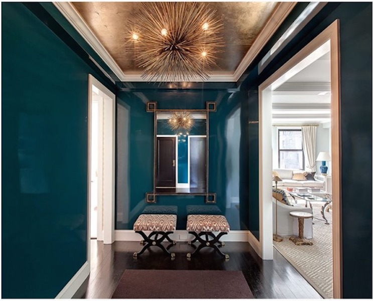Did I Pick The Right Paint Wall Color Loyal Blue Sherwin Williams For Formal Dining Room Enti Decorist